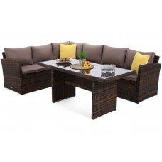 Lauko baldų komplektas
